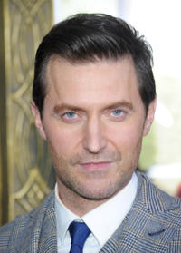 Richard Armitage at the New York premiere of
