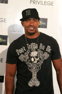 Actor Laz Alonso at the L.A. premiere of