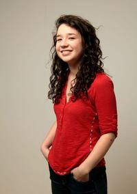 Sarah Steele at the 2010 Sundance Film Festival.