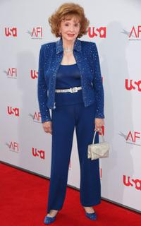 Patricia Barry at the 36th AFI Life Achievement Award.