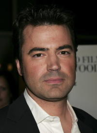 Ron Livingston at the L.A. premiere of