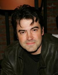 Ron Livingston at the Conde Nast Travelers Annual Hot List Issue party.