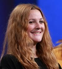 Drew Barrymore at the Clinton Global Initiative.