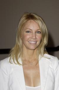 Heather Locklear at the the 2003 spring luncheon for Down Syndrome.