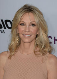 Heather Locklear at the California premiere of
