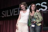 Rachel Grady and Heidi Ewing at the Silverdocs: AFI/Discovery Channel Documentary Festival.