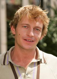 Leo Gregory at the photocall and press conference of