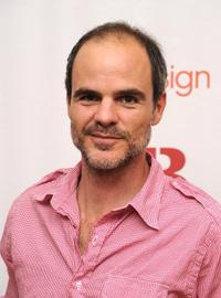 Michael Kelly at the