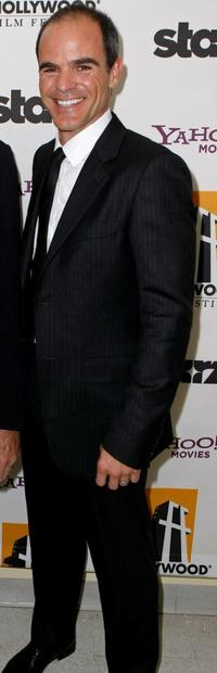 Michael Kelly at the Hollywood Film Festival's Gala Ceremony.