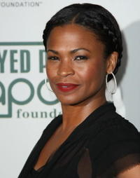 Nia Long at the Black Eyed Peas' 4th Annual Peapod Foundation Benefit Concert.