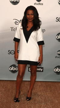 Nia Long at the 2007 ABC All Star Party.