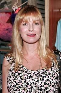 Traci Lords at author Skye Hoppus'