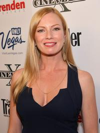 Traci Lords at the screening of