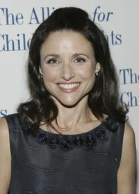 Julia Louis-Dreyfus at the Alliance for Children's Rights 12th Annual Awards Gala.