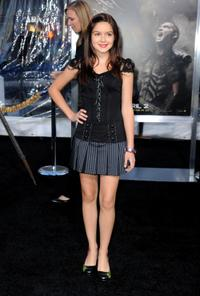 Ariel Winter at the premiere of