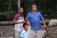 Cuba Gooding Jr., Paul Rae,  Spencir Bridges and Dallin Boyce in