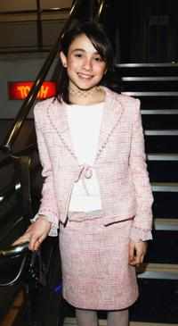 Yasmin Paige at the UK premiere of