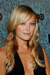 Malin Akerman at the HBO Emmy after party in Hollywood.