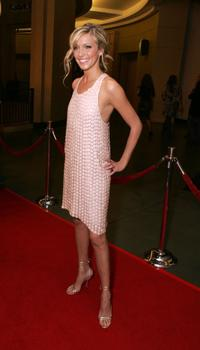 Katie Cassidy at the premiere of