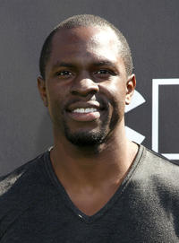 Gbenga Akinnagbe at the 1st Annual Cartoon Network's