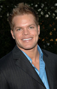 Wes Chatham at the 15th Annual Environmental Media Awards in California.