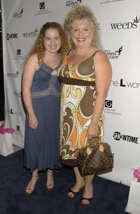 Allie Grant and Angie Grant at the season premiere of