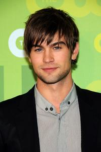 Chace Crawford at the CW Network's Upfront.