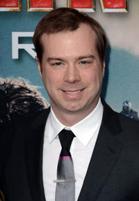 Executive producer Stephen Broussard at the California premiere of