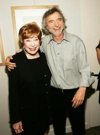 Shirley MacLaine and Curtis Hanson at the Toronto TIFF premiere of