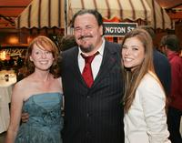 Marnie McPhail, Stephen Marcus and Peyton List at the after party of the premiere of