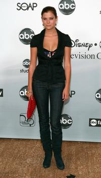 Peyton List at the 2007 ABC All Star party.