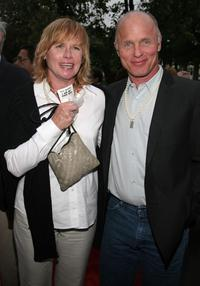 Amy Madigan and Ed Harris at the