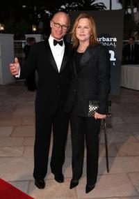 Ed Harris and Amy Madigan at the SBIFF's 3rd Annual