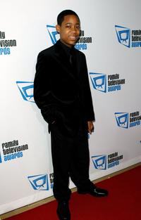 Tyler James Williams at the 9th annual Family Television Awards.