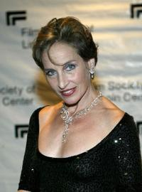 Andrea Marcovicci at the Film Society of Lincoln Centers 2004 Gala Tribute to Sir Michael Caine.