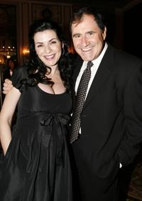 Julianna Margulies and Richard Kind at the Project A.L.S