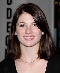 Jodie Whittaker at the Times BFI 51st London Film Festival UK premiere of