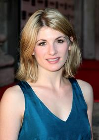 Jodie Whittaker at the Black Ball UK in aid of