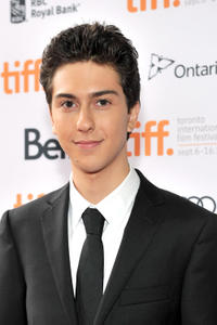 Nat Wolff at the Canada premiere of