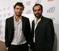 Jeremy Sisto and Navid Negahban at the world premiere of