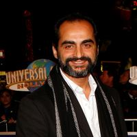 Navid Negahban at the premiere of