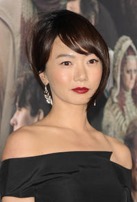 Bae Doo-na at the California premiere of