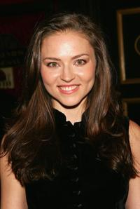 Trieste Dunn at the premiere of