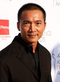 Collin Chou at the 2008 JCPenney Asian Excellence Awards.