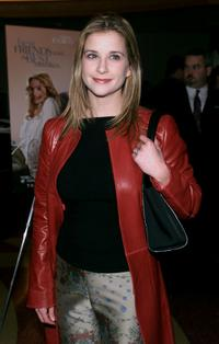 Kellie Martin at the premiere of
