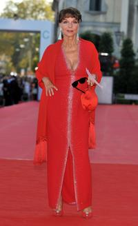 Elsa Martinelli at the opening ceremony and premiere of