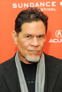 A. Martinez at the premiere of
