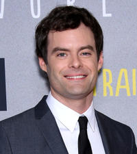 Bill Hader at the New York premiere of