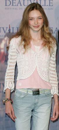 Eleanor Tomlinson at the photocall of