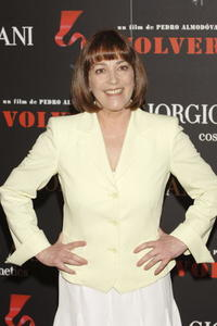 Carmen Maura at the photocall for her new movie